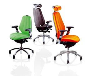 Ergonomische stoelen