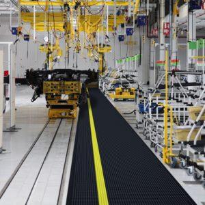 469 SkywalkerHD Safety Line, Anti slip- antislip werkmat, anti-slip matten