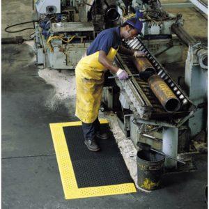 922 Cusion Lok HD Solid GSII, Anti slip- antislip werkmat, anti-slip matten
