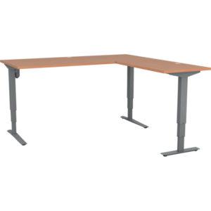 Conset 501-43 zit-sta bureau standing desk